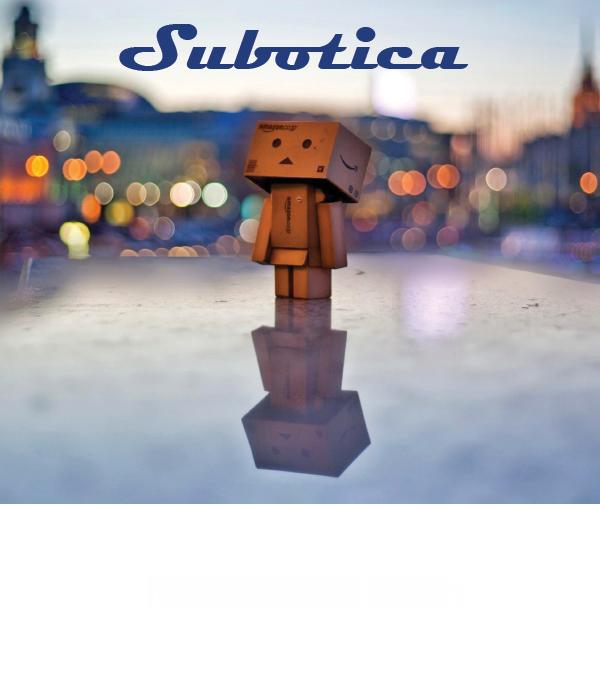 Subotica--Nouvel album
